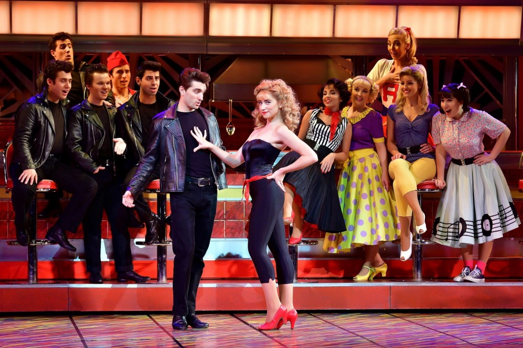 Grease UK Tour 1 © Paul Coltas