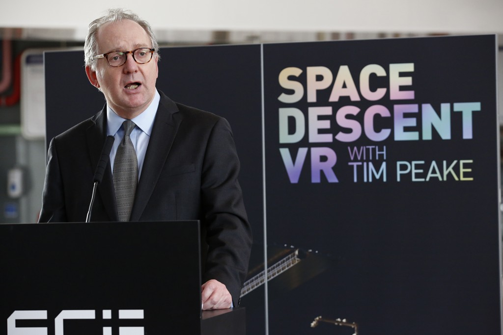 White Light Supports Virtual Reality Experience Launch at